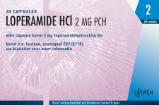 Loperamide PCH 2mg