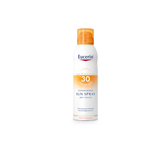 Eucerin Transparante Sun Spray Dry Touch spf 30