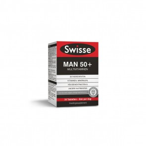 Swisse Man 50+ Multivitaminen