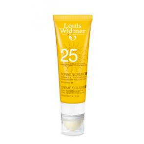 Louis Widmer Sun Cream 25/Lipstick
