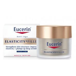 Eucerin Elastic & filler nachtcreme 50ml