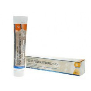 Benzoylperoxide hydrogel 5% PCH 100gram