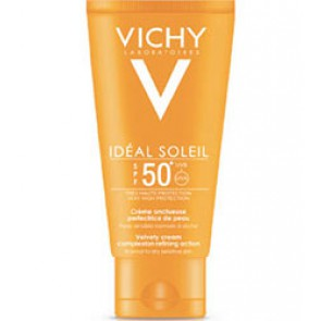 Vichy Idéal Soleil Fluweelachtige Crème Spf 50+