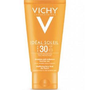 CAPITAL SOLEIL Crème dry touch SPF 30