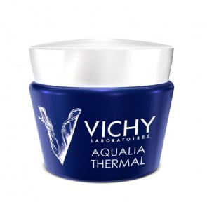Vichy Aqualia Spa nachtcrème pot